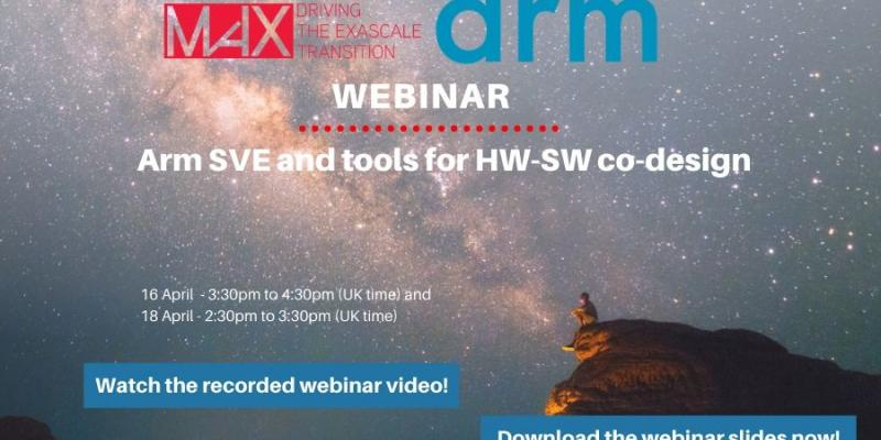MaX Arm Webinar