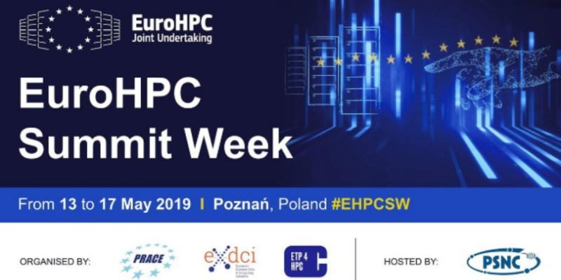 EuroHPC Summit Week 2019
