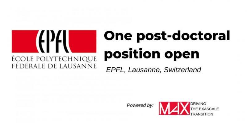 Job at EPFL