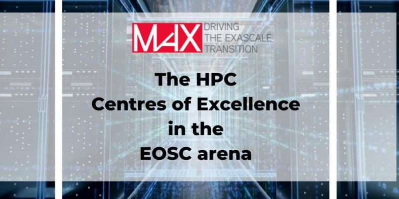 Pathways for EOSC-hub and MaX collaboration