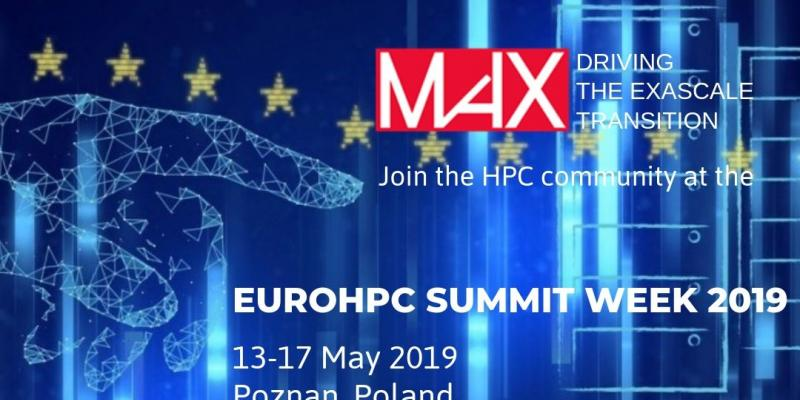 MaX joins the EuroHPC