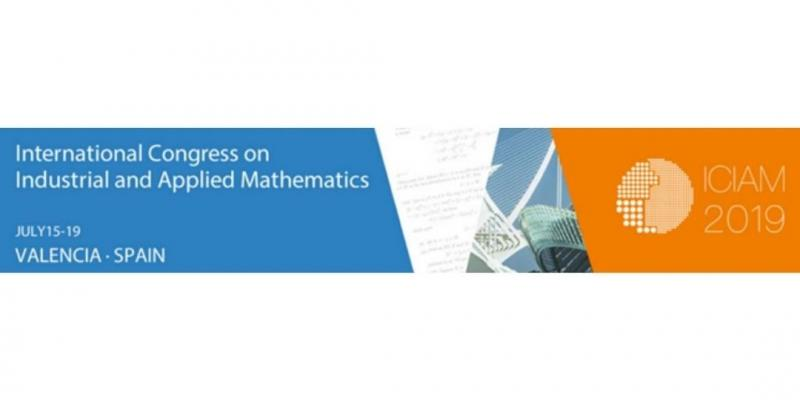 International Congress on Industrial and Applied Mathematics, 15/19 July 2019 (Valencia, Spain)
