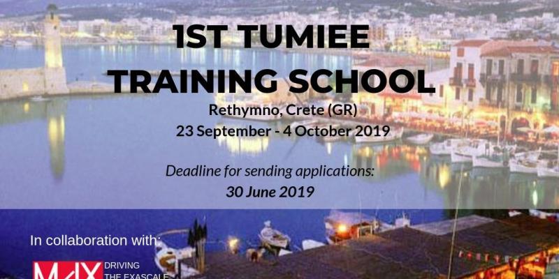 1ST TUMIEE TRAINING SCHOOL IN RETHYMNO, CRETE (GREECE)