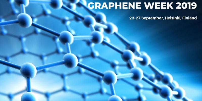 Graphene Week 2019