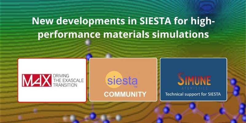 Siesta webinar highlights